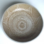 Thrown and Painted Mimbres Bowl