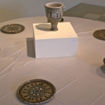 Dinner set inspired by Ancient Greek Pottery