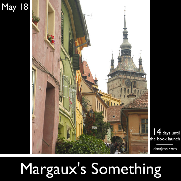 May 18, Margaux's Something