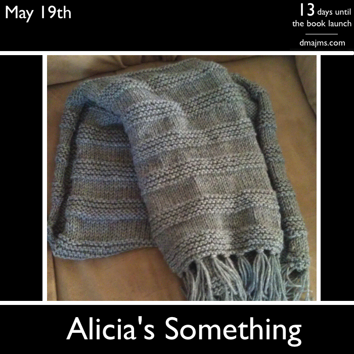 May 19, Alicia's Something