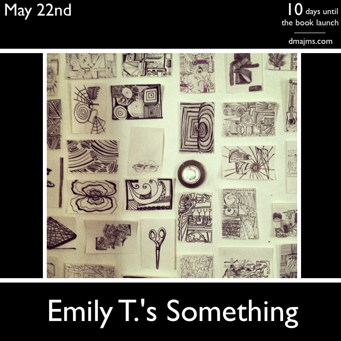 May 22, Emily T.'s Something