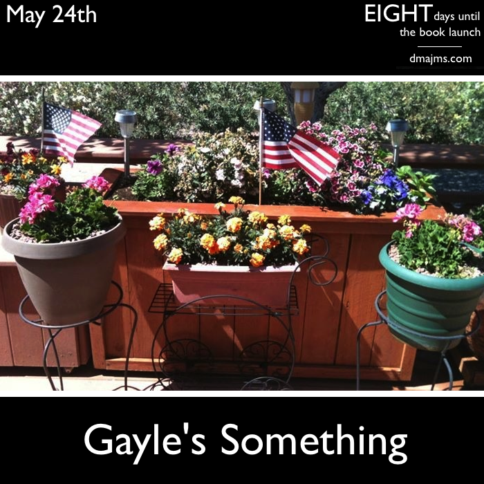 May 24, Gayle's Something