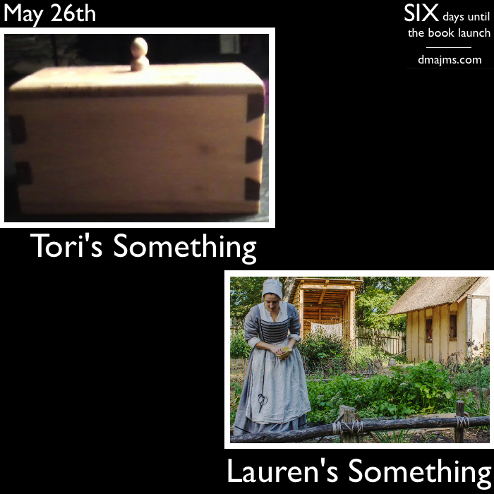 May 26, Tori and Lauren's Something