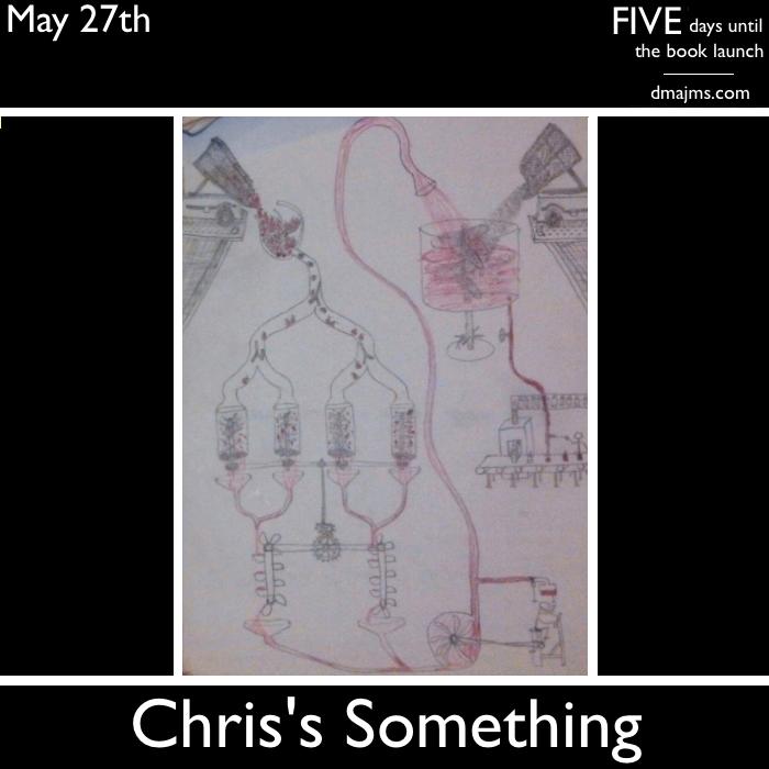 May 27, Chris's Something