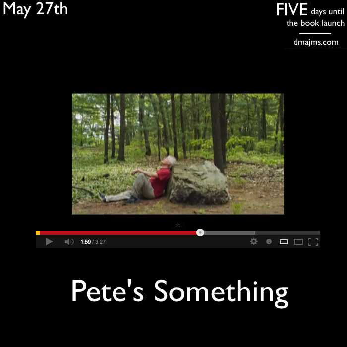 May 27, Pete's Something