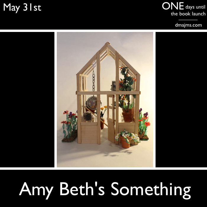 The LAST Something!  Amy Beth's Something
