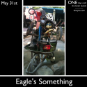 May 31, Eagle's Something
