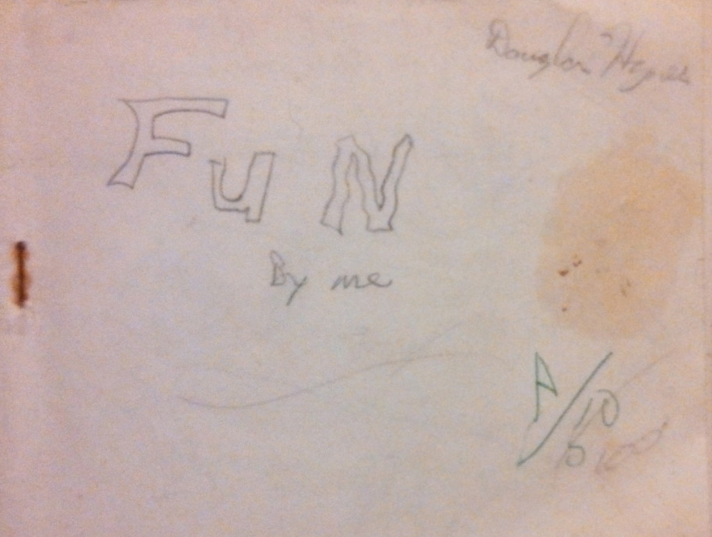 "Idea No. 161: ""Fun"" by Doug Hynes, c. 1965"