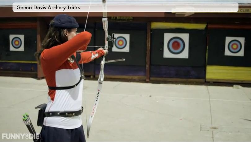 Idea No. 240: Geena's Archery Tips