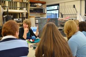 Miranda Teaching