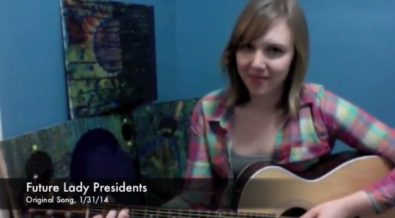 Future Lady Presidents – Original Song