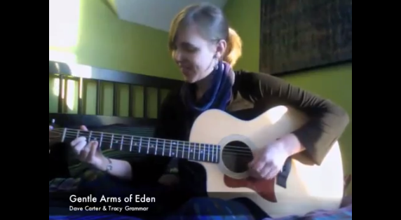 Gentle Arms of Eden – Dave Carter and Tracy Grammer